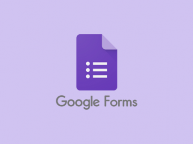 Membuat Google Form